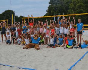 Gruppenbild Sommercamp