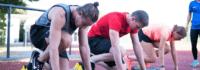 Sporteignungstest Vorbereitungscamps
