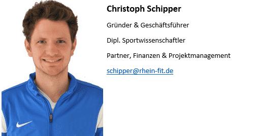 Christoph - RheinFit Sportakademie GmbH